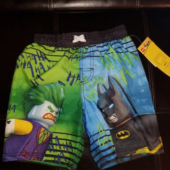 ea25ea7d7bc63 Warner Bros. Swim | Batman And Joker Trunks Xs 45 | Poshmark